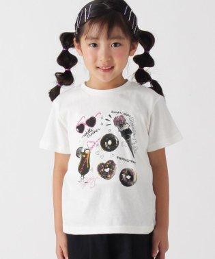 【100-140cm】SWEETSフォトグラフィックTシャツ