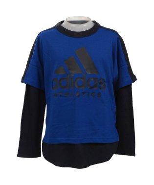 アディダス/キッズ/B SPORT ID 2IN1 ロングスリーブTシャツ