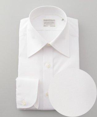 【形態安定】PREMIUMPLEATS ドレスシャツ / 無地