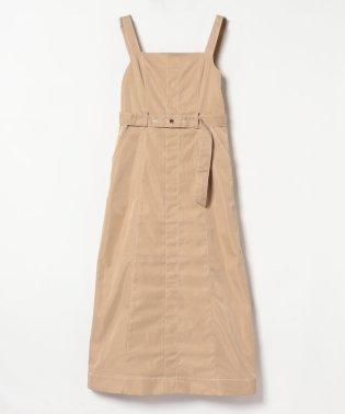 トレンチジャンパースカート