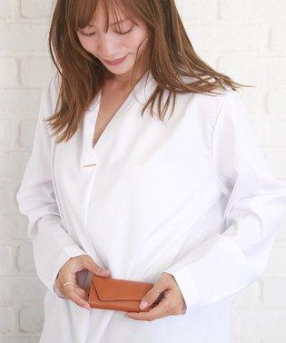 牛床革キーケース 鍵 すっきり カラビナ カード カラバリ シンプル【ra-2126】