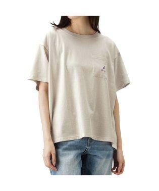 KANGOL カンゴール ポケット Tシャツ 9282-1730NC