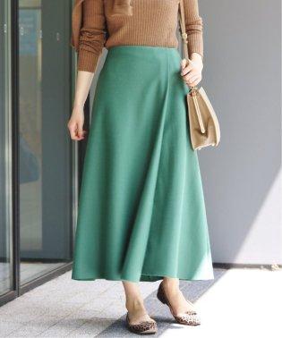 ハード圧縮 フレアスカート◆