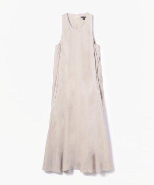 スエードタッチロングドレス WMMS6026