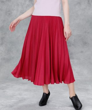 《Maglie par ef-de》ラメプリーツスカート