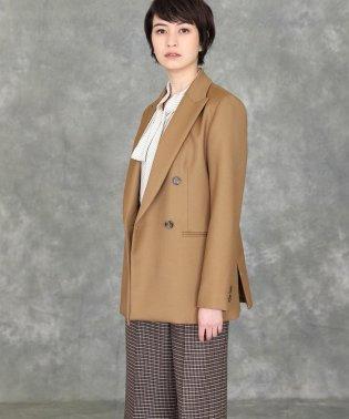 《INED international》ダブルブレストジャケット