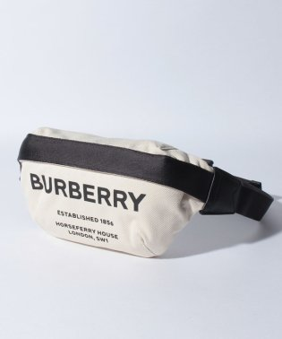 【BURBERRY】ボディバッグ/MD SONNY【NATURAL/ BLACK】