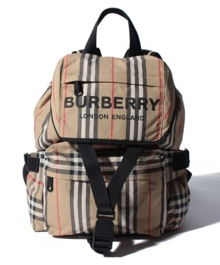 【BURBERRY】バックパック/SM WILFIN【ARCHIVE BEIGE】