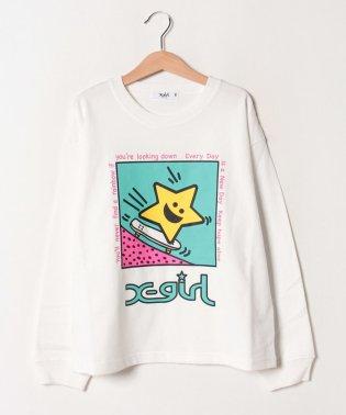 スケボーキラッキーTシャツ