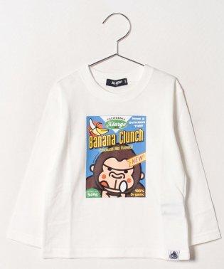 パッケージ風ファニーゴリラTシャツ