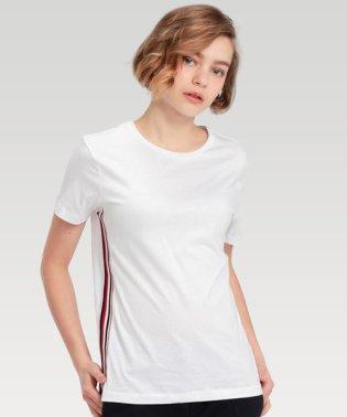 フラッグテープTシャツ
