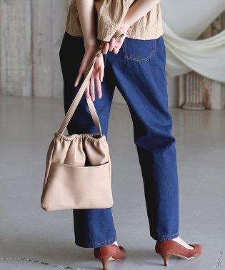 ≪2019AW先行予約≫【WEB限定】◆便利なBIGポケット付き◆BIGポケットショルダーBAG