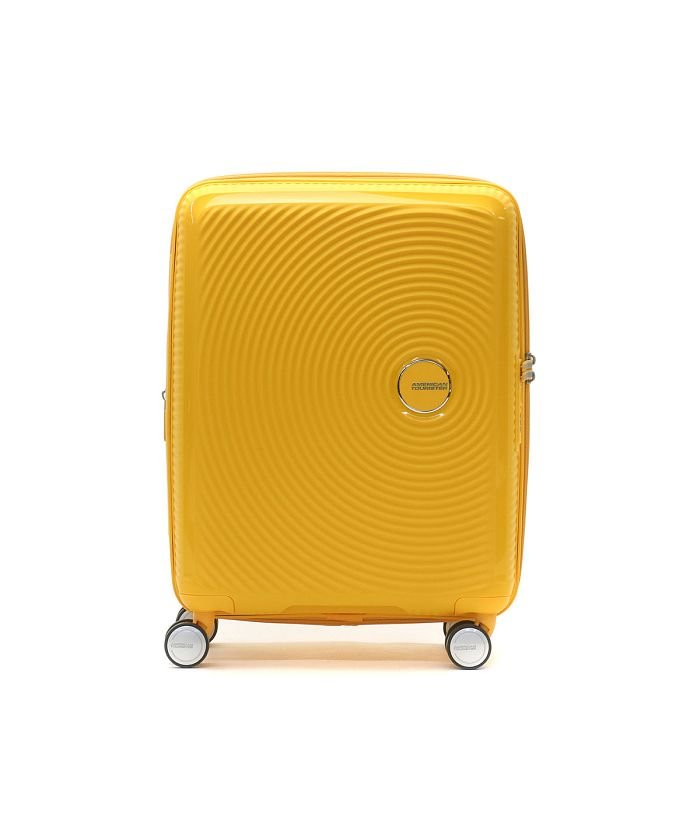 (AMERICAN TOURISTER/アメリカンツーリスター)【日本正規品】サムソナイト アメリカンツーリスター スーツケース AMERICAN TOURISTER 機内持ち込み 35L 41L 32G−001/ユニセックス イエロー