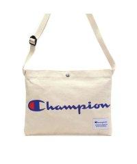 チャンピオン ショルダーバッグ Champion サコッシュ 斜めがけ 小さめ ヒース 55561