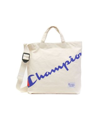 チャンピオン トートバッグ Champion 2WAY ショルダー 斜めがけ ヒース3 キャンバス A4 通学 カジュアル メンズ レディース 62322