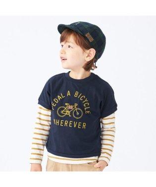 2PセットサイクリングTシャツ