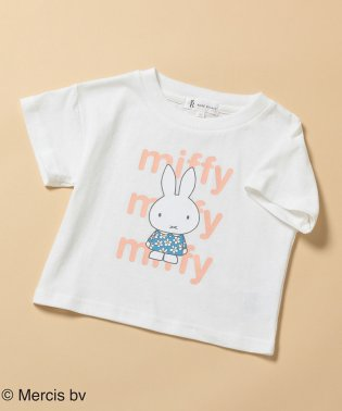 【miffy×ROPE' PICNIC KIDS】プリントTシャツ