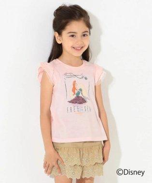 【KIDS】ディズニーコレクション Tシャツ (アリエル1)