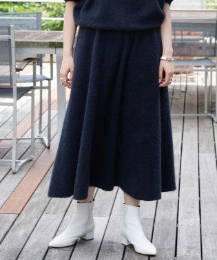 ウールフォックス フレアスカート