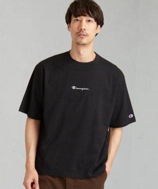 別注 [チャンピオン] SC CHAMPION GLR ロゴ 5分袖 / Tシャツ