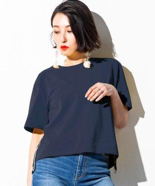 Kappa(カッパ) サイドテープデザインTシャツ