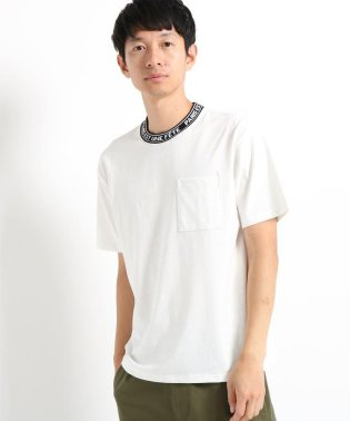 【WEB限定】ネックロゴTシャツ