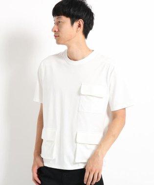 【WEB限定】マルチポケットTシャツ