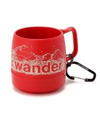 and wander/アンドワンダー DINEX MUG/ダイネックス マグ マグカップ