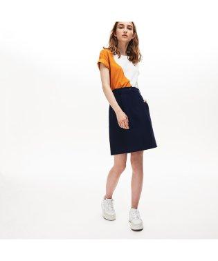 ネオプレンシングルプリーツスカート