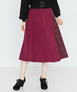 【洗える!】オータムカルゼ フレアスカート