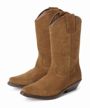 【TISIMO / ティシモ】ウエスタンBOOTS:ブーツ