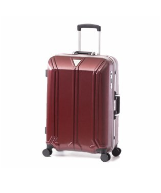 アジアラゲージ スーツケース Mサイズ ストッパー フレーム イケかる 軽量 ALI-1031-24S  62L