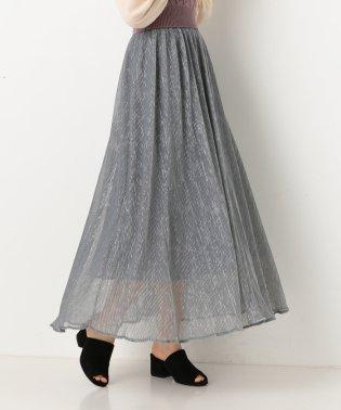 A-プリーツスカート