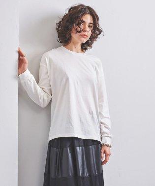 UWSC クルーネック ロングスリーブTシャツ