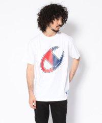 Champion/チャンピオン/ビッグロゴTシャツ