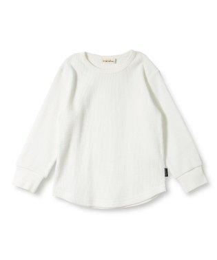 ワッフル長袖Tシャツ(80~150cm)