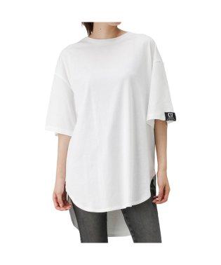 C17 スリット ビッグTシャツ CTB001-018
