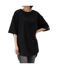 C17 スリット ビッグTシャツ CTB001-075