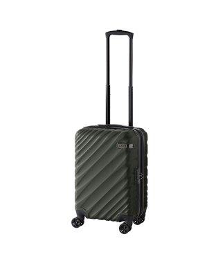 エース スーツケース 機内持ち込み Sサイズ 軽量 拡張 36L/43L ACE 06421 オーバル ダイヤルロック
