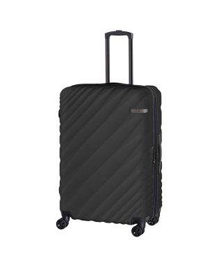 エース オーバル スーツケース Lサイズ 軽量 拡張 90L/111L 受託手荷物規定内 ダイヤルロック ACE 06423