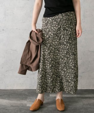 オリジナルプリントスカート
