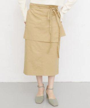 エプロンSETタイトスカート