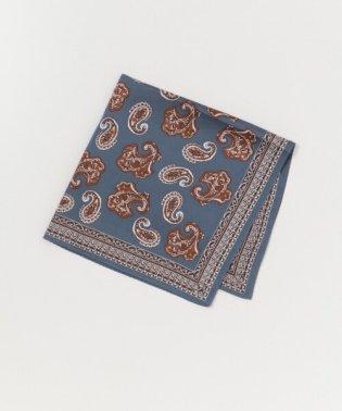 ペイズリーパターンスカーフ