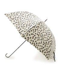 Wpc. レオパード柄長傘