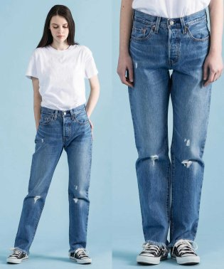 501(R) JEANS FOR WOMEN TRUTH UNFOLDS