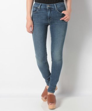 721 ASIA HIGH SKINNY WILD CHILD BLUE