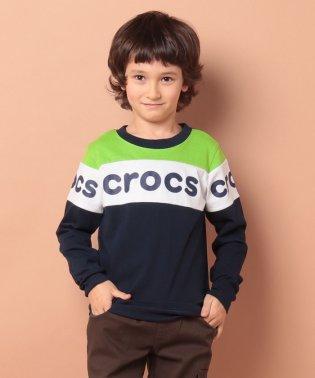 CROCSフロントロゴロンT