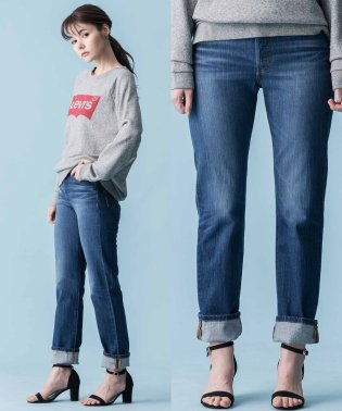 501(R) JEANS FOR WOMEN ALL HOURS