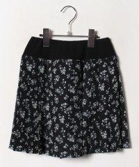 IBU1 E JUPE キッズ フラワースカート