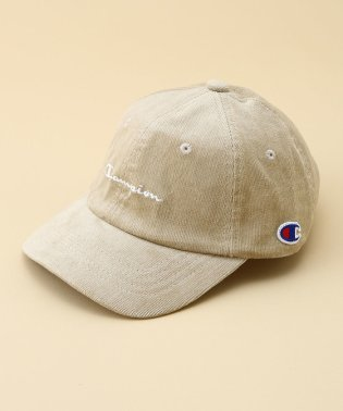 【ROPE' PICNIC KIDS】 【Champion】コーデュロイロゴCAP